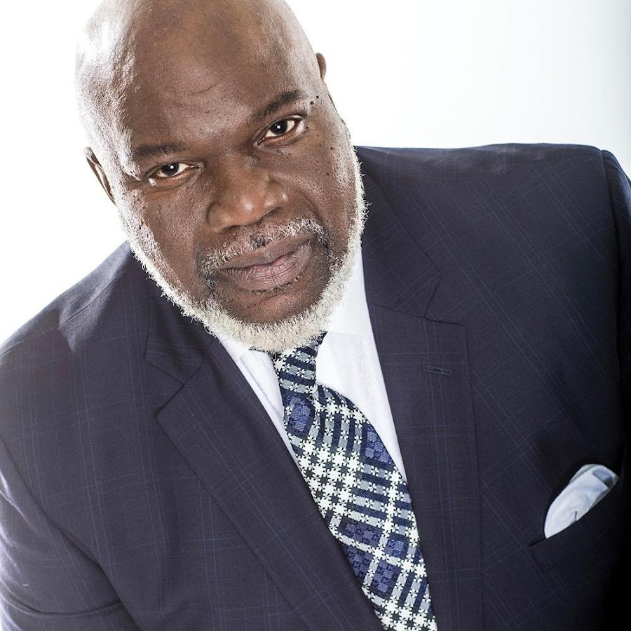 53 Top Pictures Td Jakes Movies Youtube : Pin On The Real