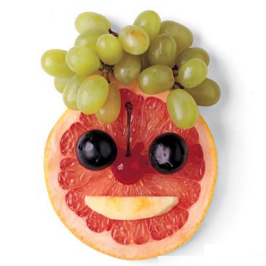 сказать, картинки из фруктов лицо вас филе