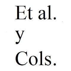 Et.Al. y Cols