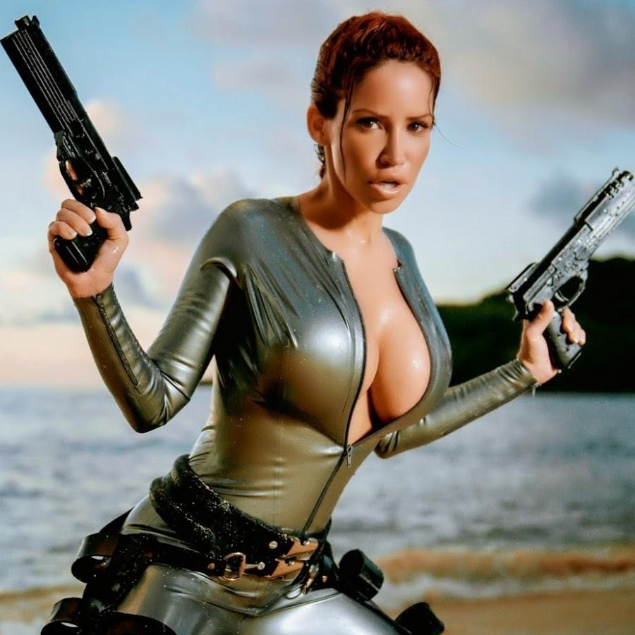 Faris tits and guns movies
