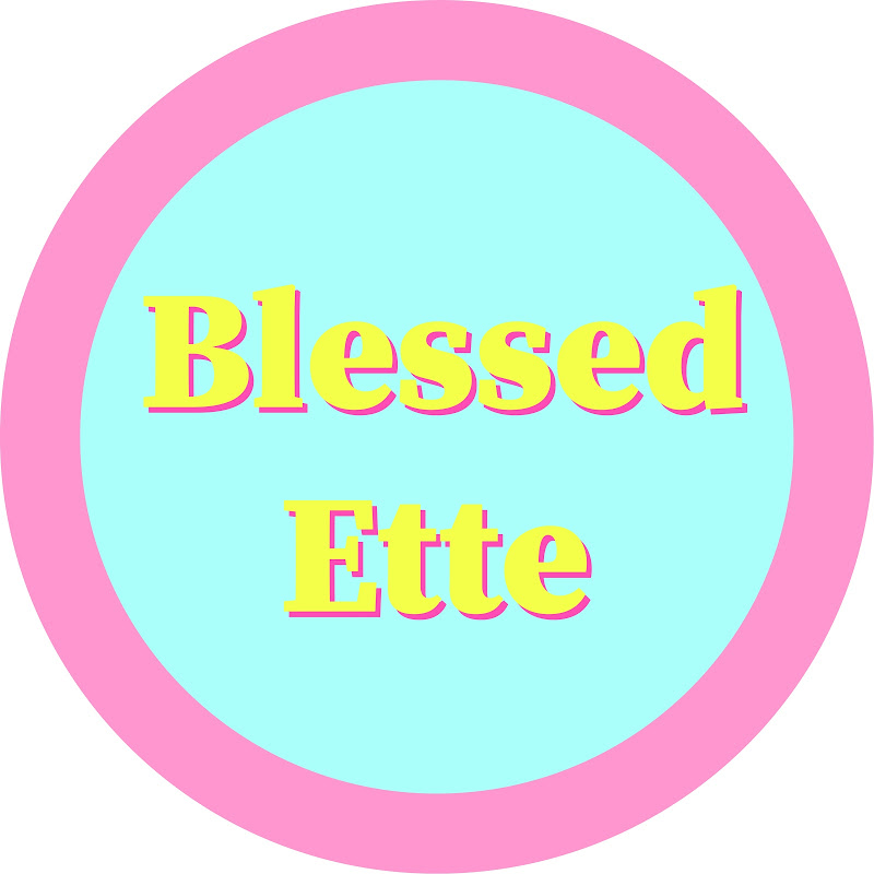 Logo for Blessed Ette