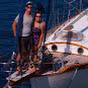 Sailing Kittiwake