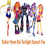 Sailor Moon Rie Twilight Sunset Fan Media WEP