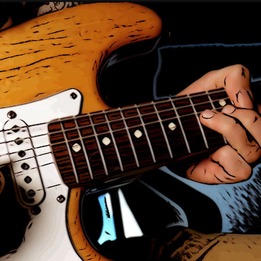 Guitare LEGENDE - YouTube