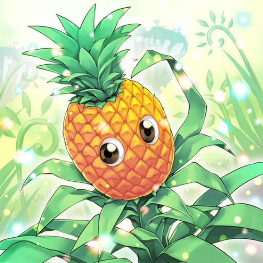 картинки ананас прикольные тех