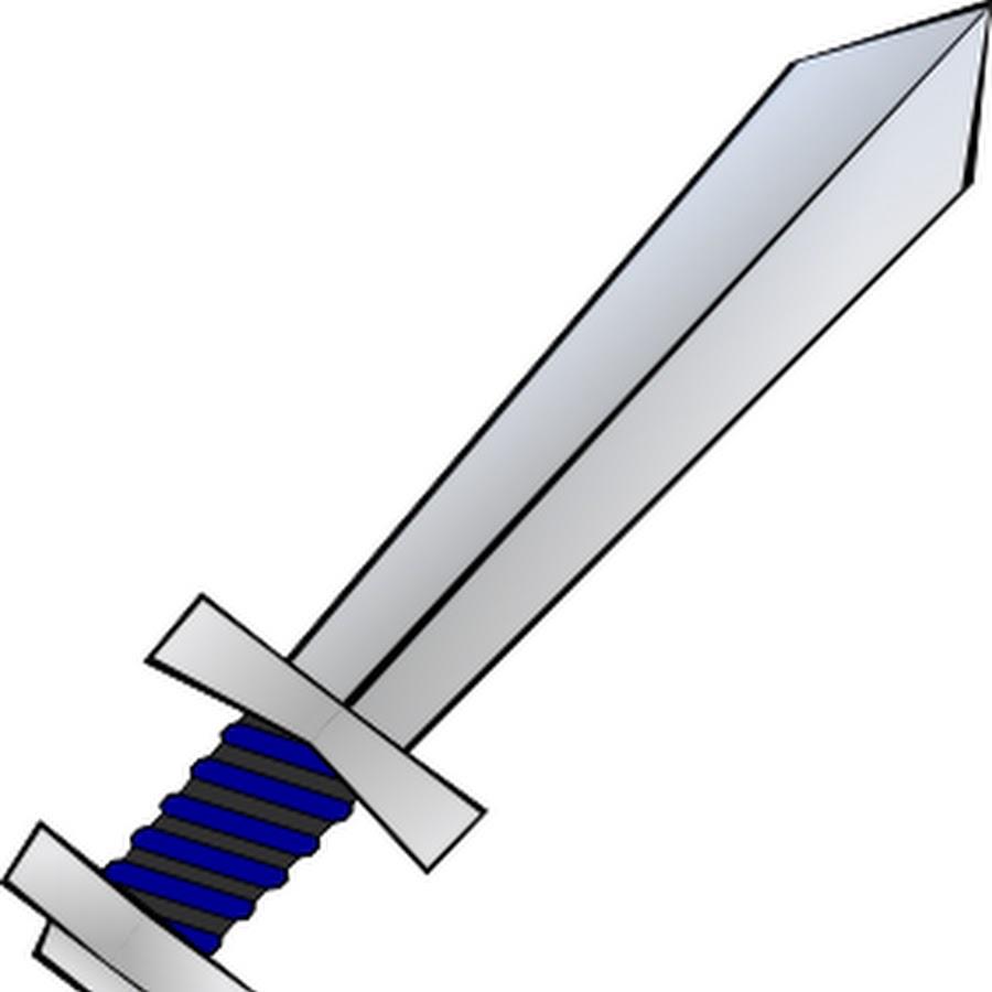 trojan sword clipart outline - 900×900