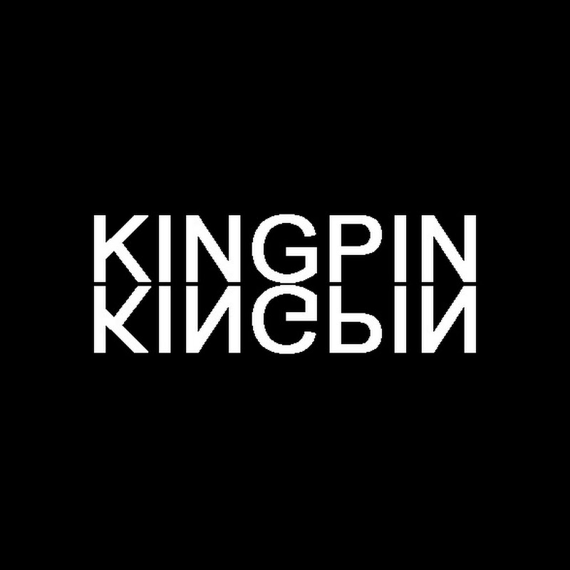 Logo for KINGPIN 킹핀