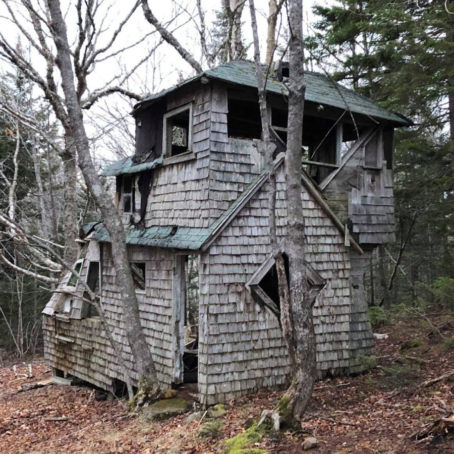 Abandoned Nova Scotia
