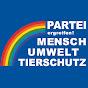 Partei Mensch Umwelt Tierschutz  Youtube video kanalı Profil Fotoğrafı