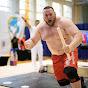 Adam Turner, Strongman - Youtube