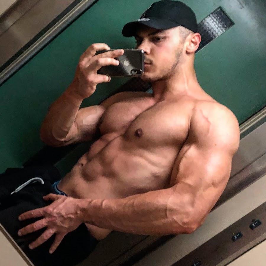 Teen muscle on youtube