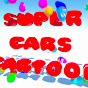 Super Cars Cartoon