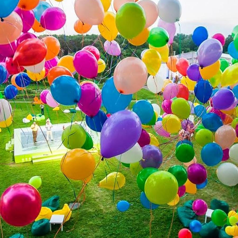 картинки с шариками воздушными и цветами количество