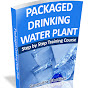 Packaged Drinking Water Plant Training Course