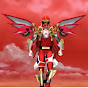 red ranger tormenta ninja - Youtube