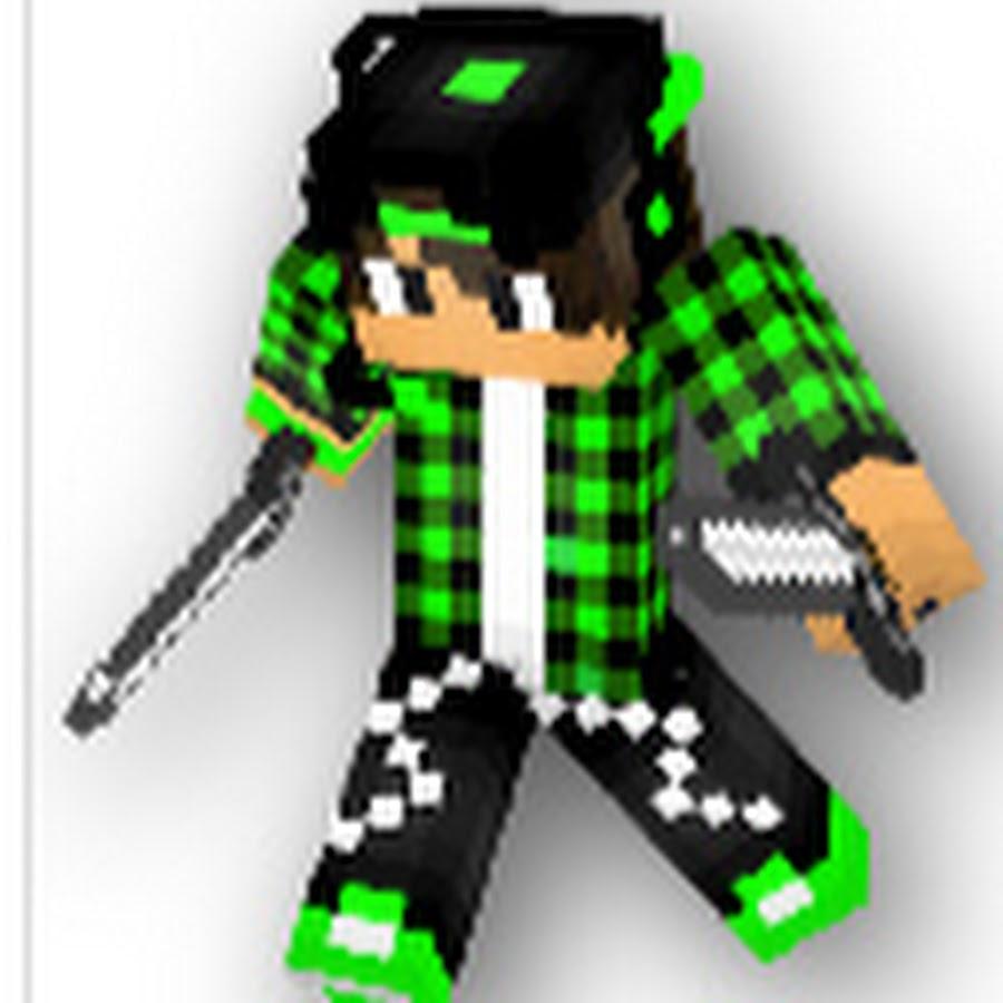 green gue майнкрафт скины #7