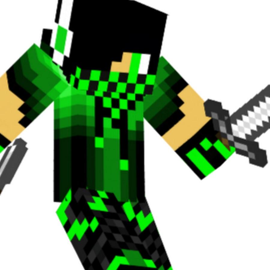 green gue майнкрафт скины #10