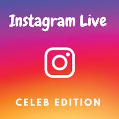Celebrities Instagram Live