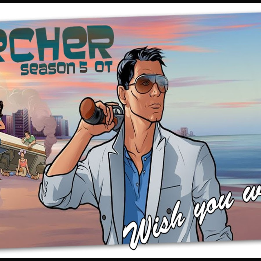 Archer Staffel 7