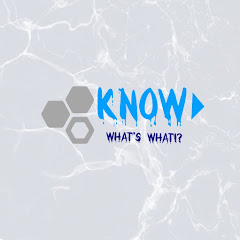 Know what's what !!??