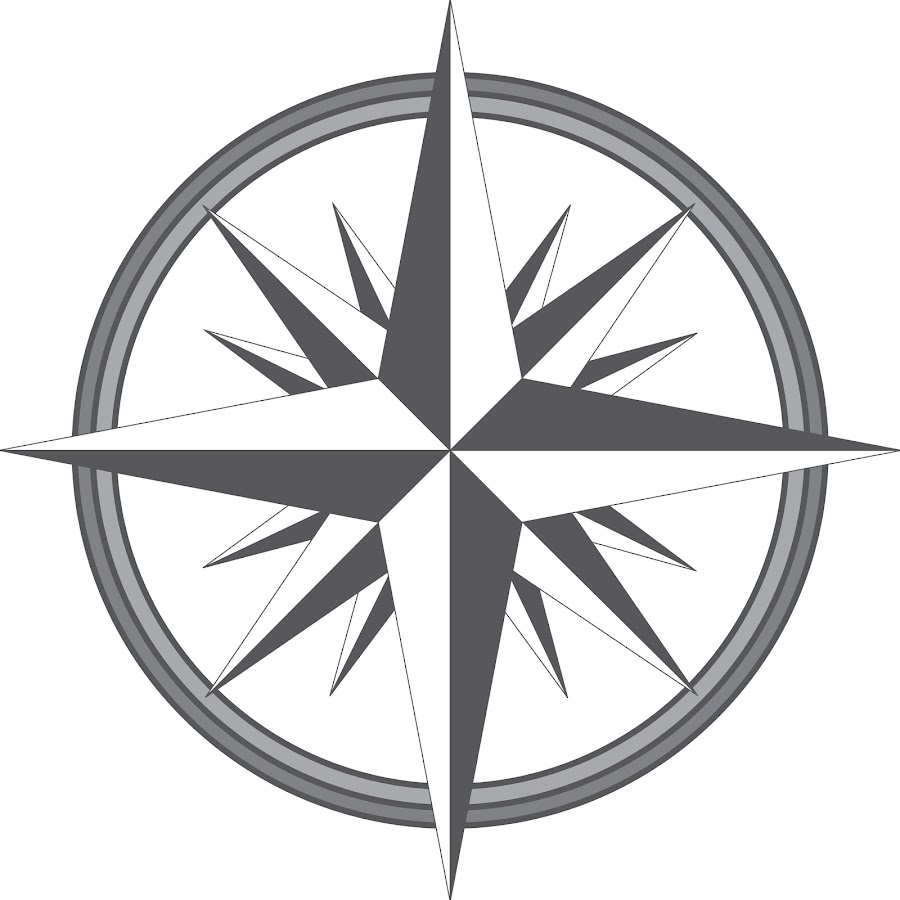 компас рисунок графика