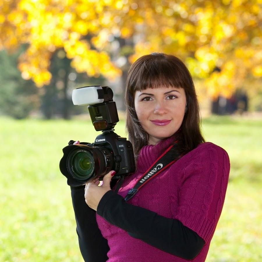 сайт пейзажного фотографа ольги