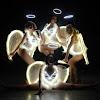 Led dance show QUINTESSENCE