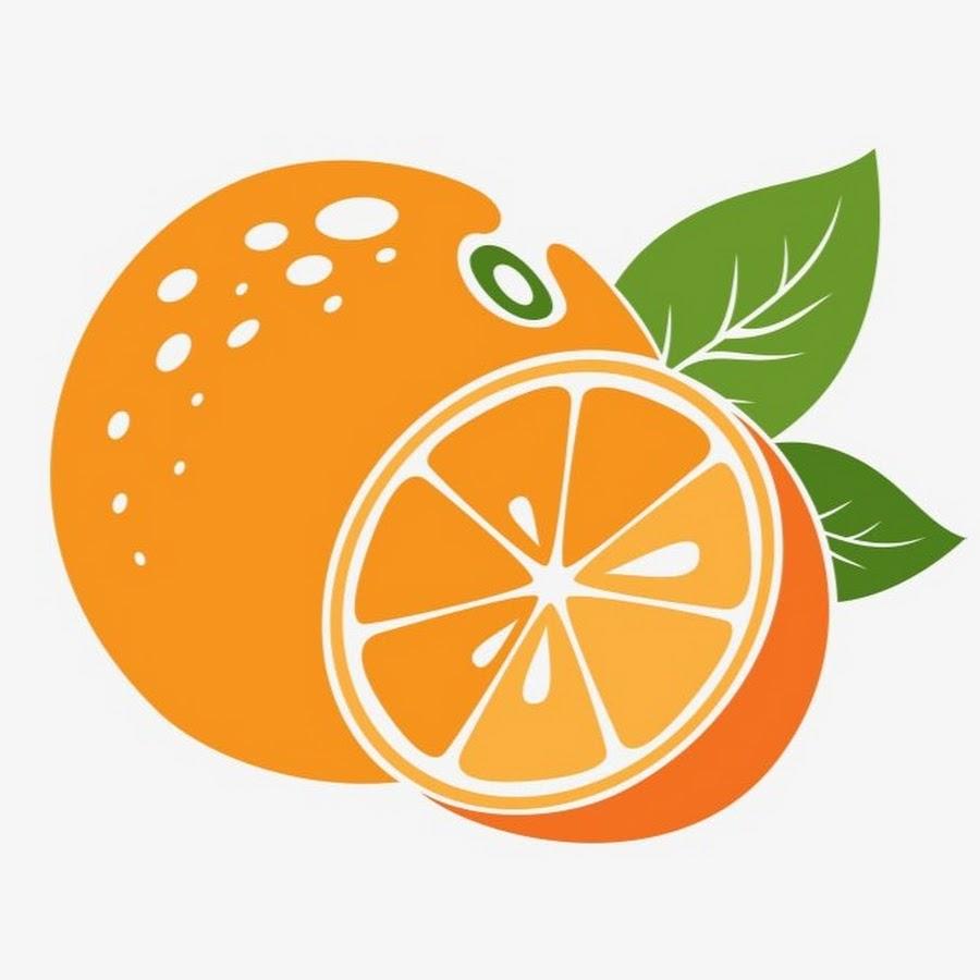 Картинка детская с апельсинами