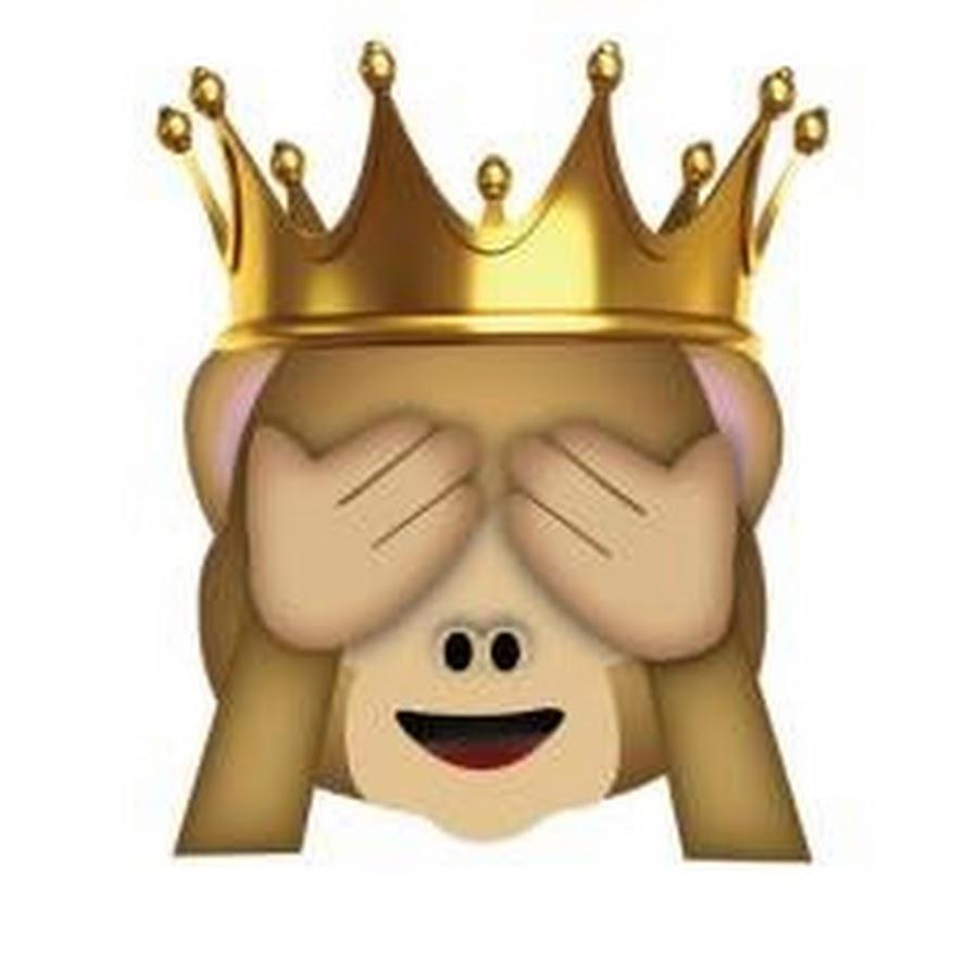 собственный смайл король в картинках трубочки настолько