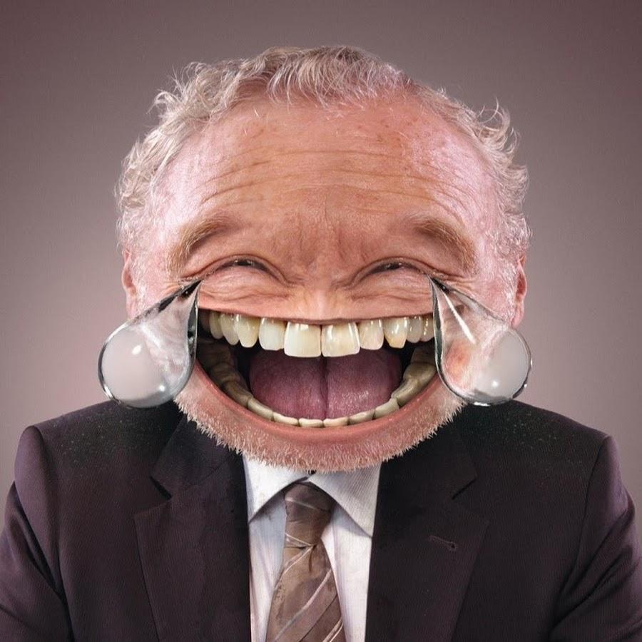 Реальные фото прикольных улыбок