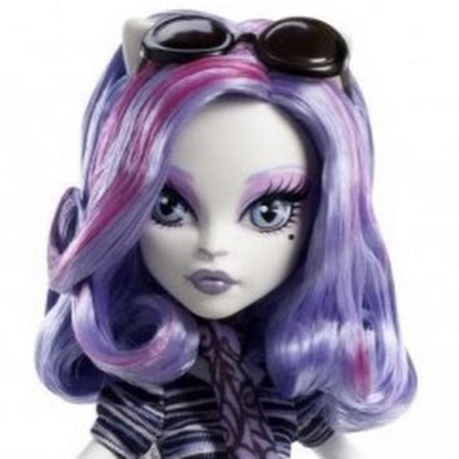 Кукла монстер хай кэтрин де мяу скариж