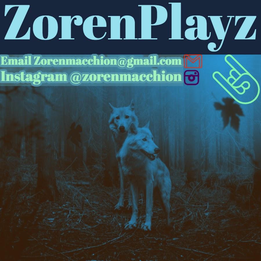 Zoren Playz - YouTube