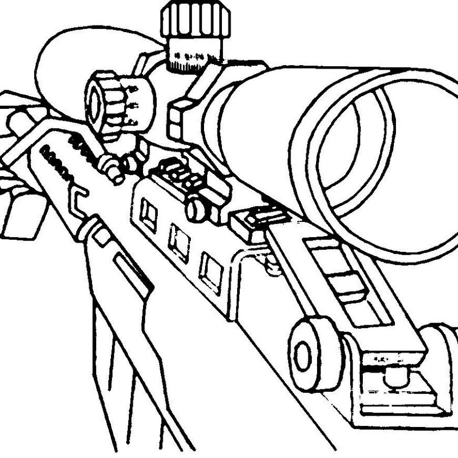 Рисунки из стрелялок