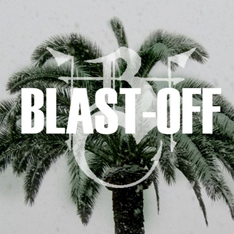 Logo for BLAST-OFF DANCE