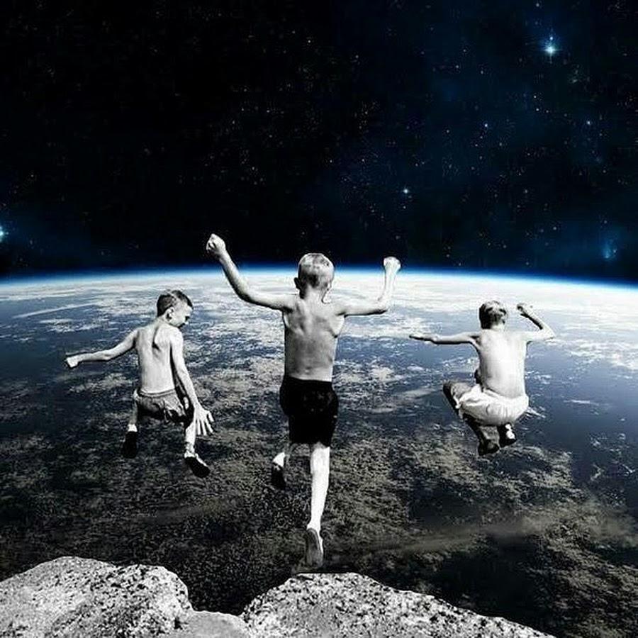 прыжок в космос картинка положения педали