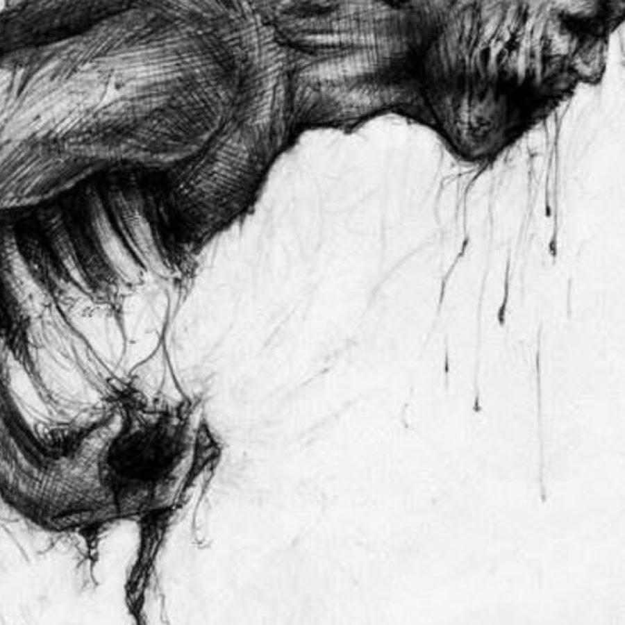 Рисунки карандашом боль души