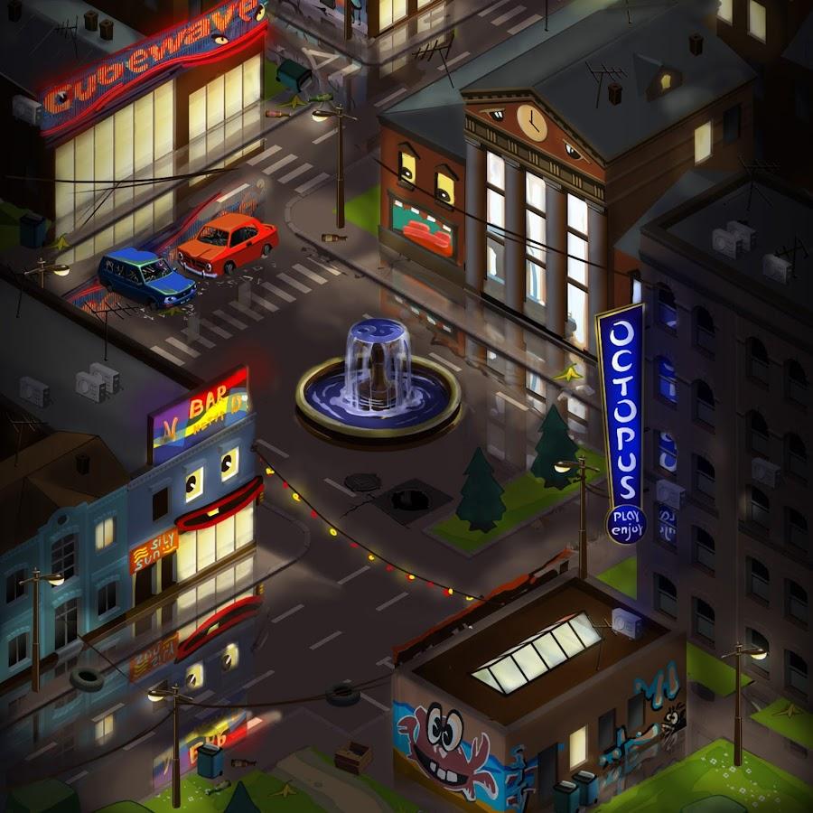 Octagon Game Studio - YouTube