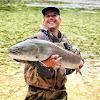 Yannick moniteur guide de pêche