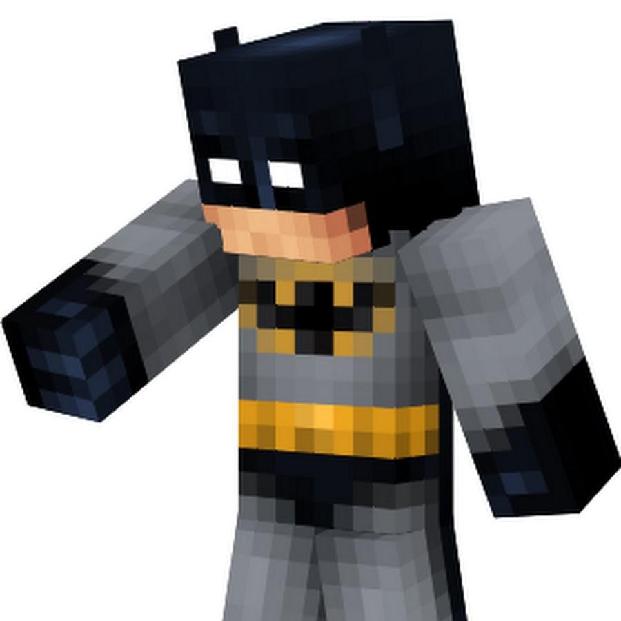 скин на майнкрафт пе бэтмен #7