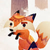 What does the Spry Fox say?