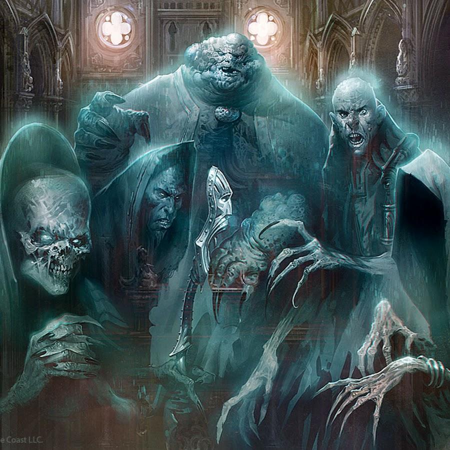The Evil Spirit