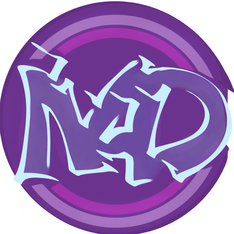 Logo for M4D/MAD ENTERTAINMENT