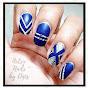 Artsy Nails: Naillogy by Dipanwita