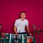 Drummer Daniel Varfolomeyev