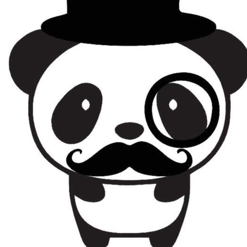 Mustache Panda