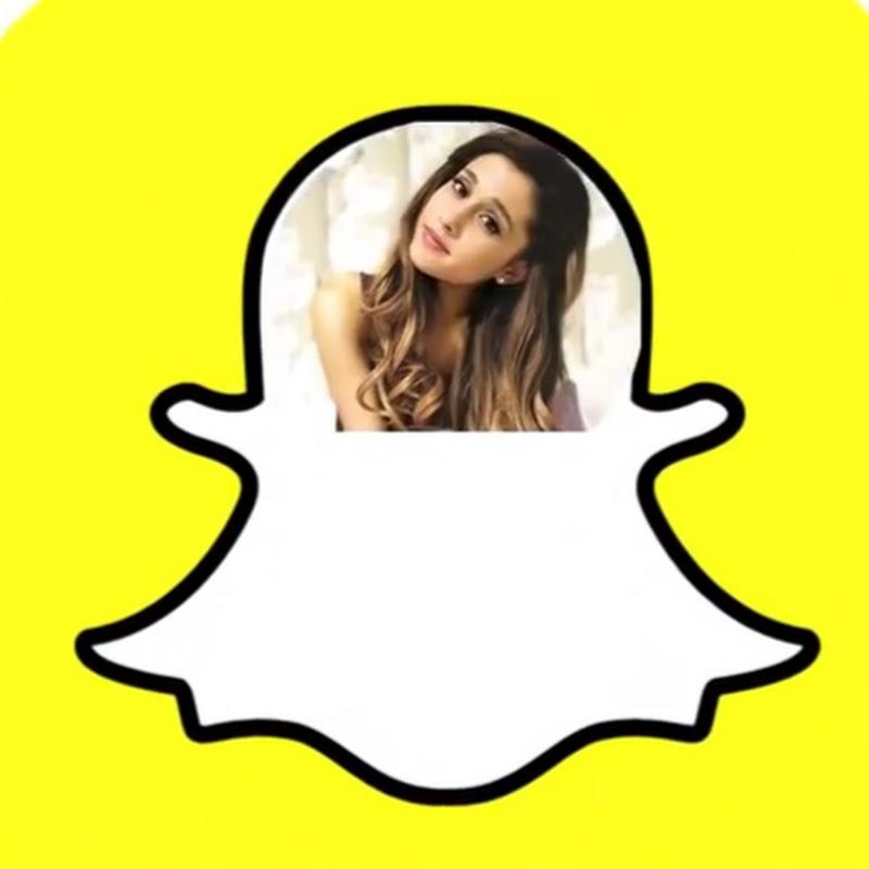 Ariana Grande Snapchat Vlogs