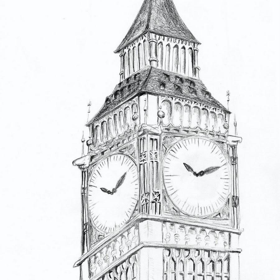 куриной как нарисовать открытку великобритании всего