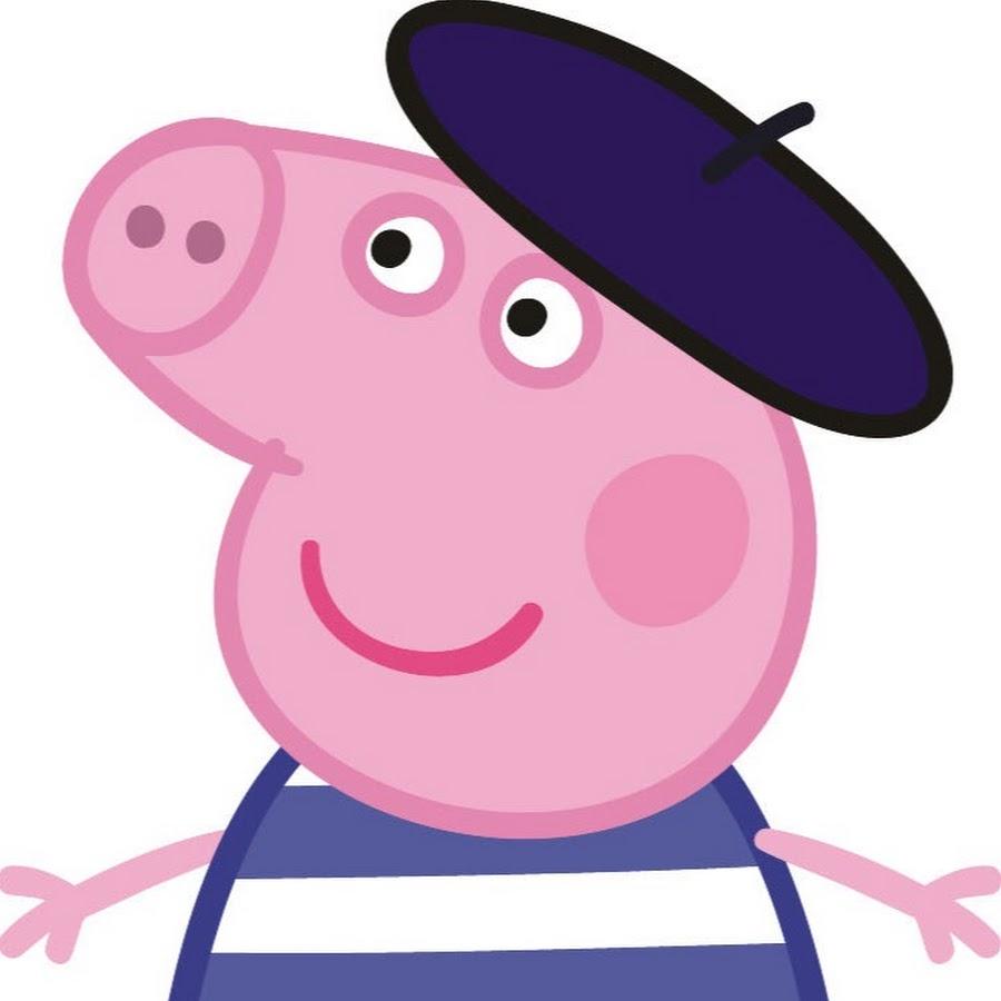 картинки свинка пеппа красивые достаточно необычное для