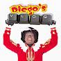 Diego de Coolste Vlog Piet