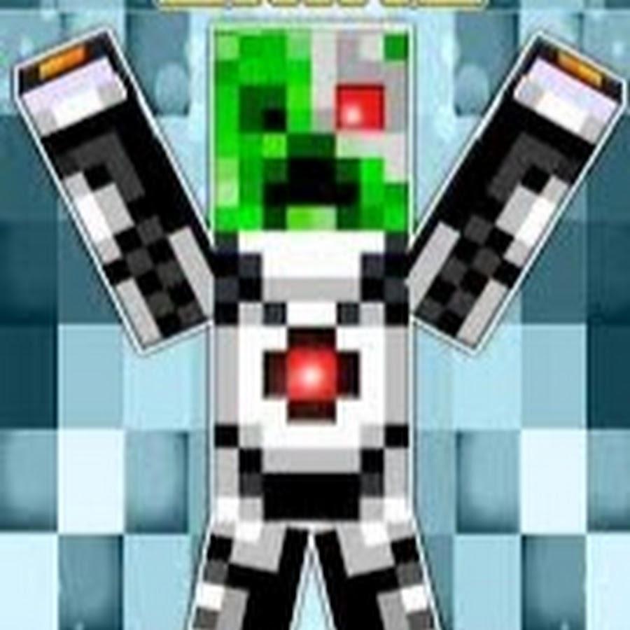 скины для майнкрафт роботы #5